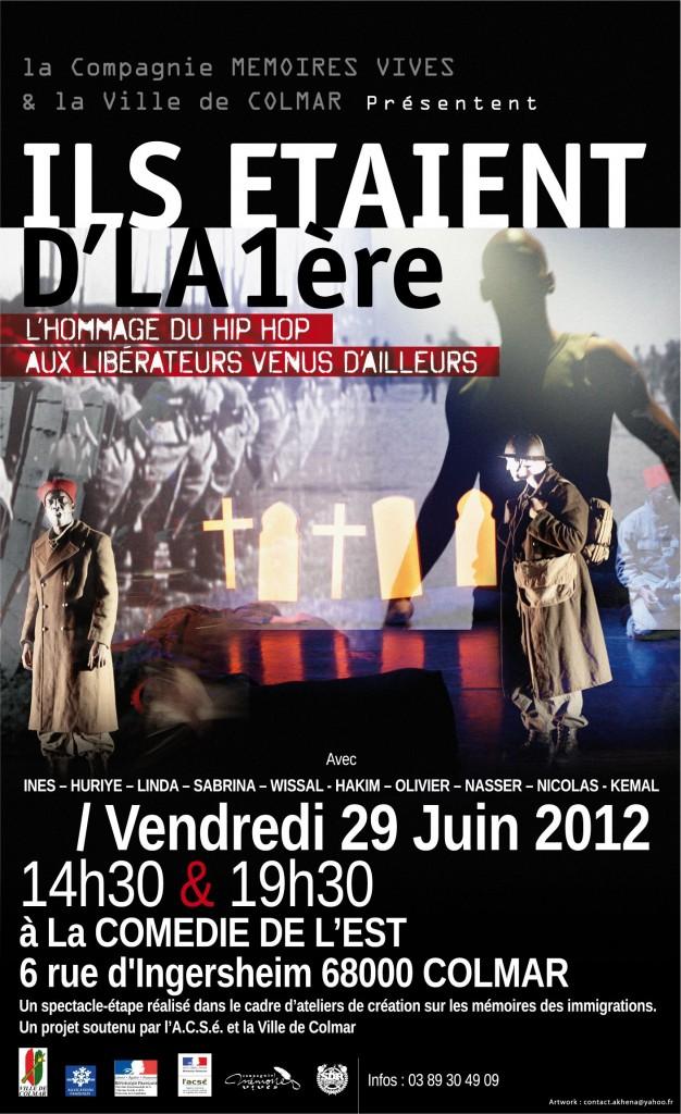 ILS ETAIENT D'LA 1ère affiche pour com-1
