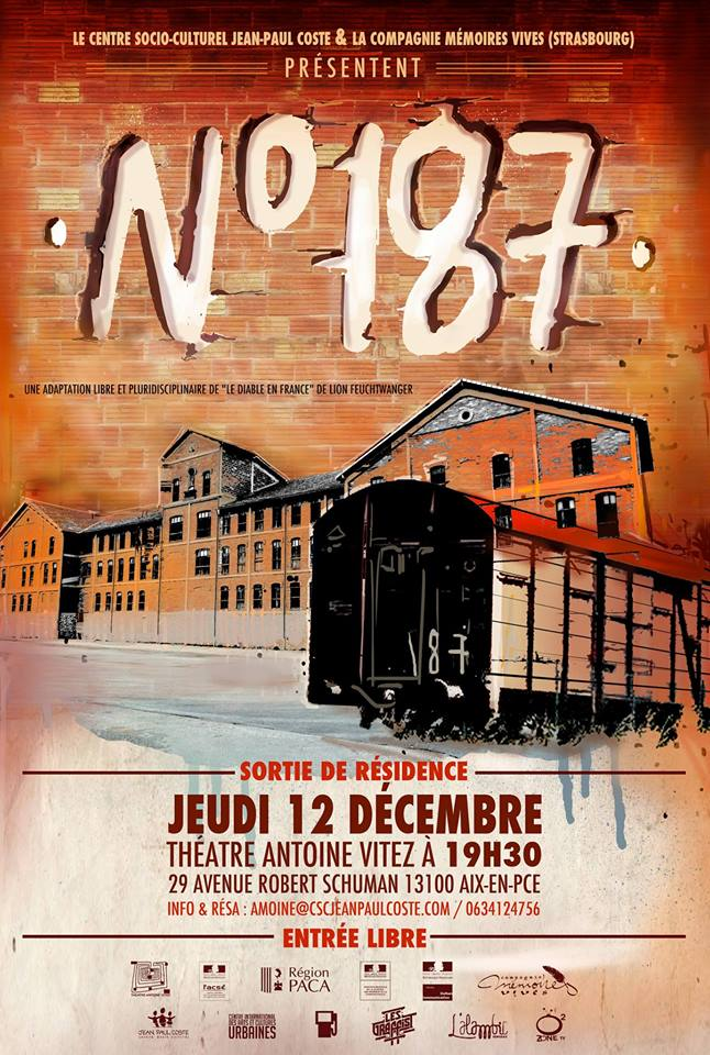 Affiche Spectacle N°187
