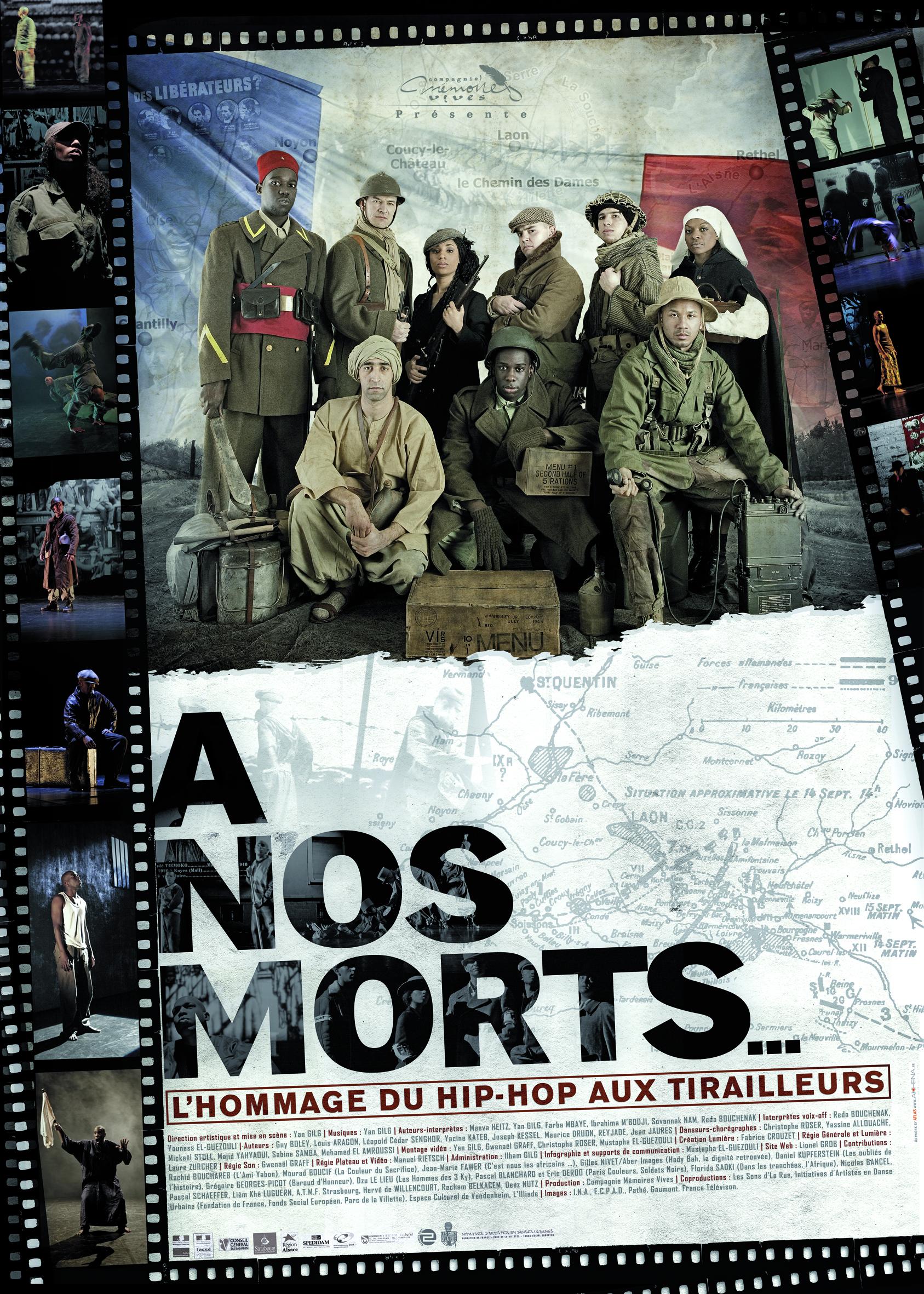 ANOSMORT affiche 2009
