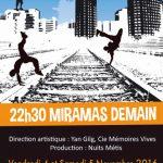 22h30 : MIRAMAS – DEMAIN