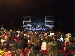 UN RÉCITAL AUX ENFERS @ Salle Europe