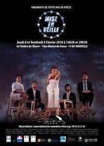 Mise en Veille @ Théâtre de l'Oeuvre