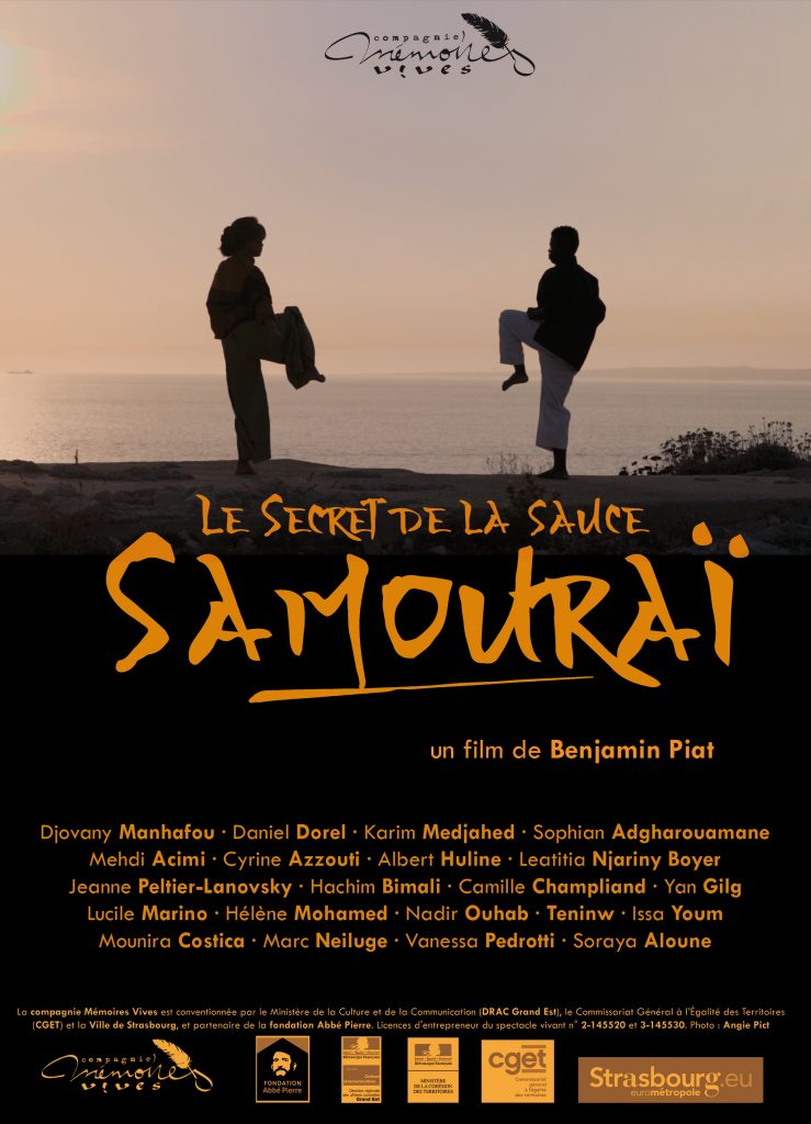 [Festival O.Q.P] Le Secret de la Sauce Samouraï - diffusion scolaires @ Le Point d'Eau
