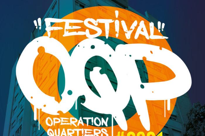 Festival O.Q.P 2021 | Strasbourg • Opération des Quartiers Populaires