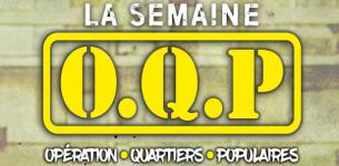 La semaine O.Q.P – Marseille – Décembre 2016