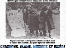 Représentation de «Migrants d'Hier et d'Aujourd'hui»