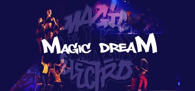 Magic Dream au Point d'Eau !