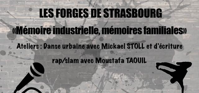 Weekend Mémoires des Forges