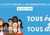 Journée de lutte contre les Discriminations liées à l'Origine