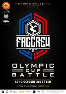 Festival OQP 2021 - FACCREW OLYMPIC CUP BATTLE @ Théâtre du Point d'Eau