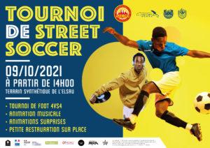 Festival OQP 2021 - Tournois de Street Soccer @ Gymnase ou Terrain Synthé